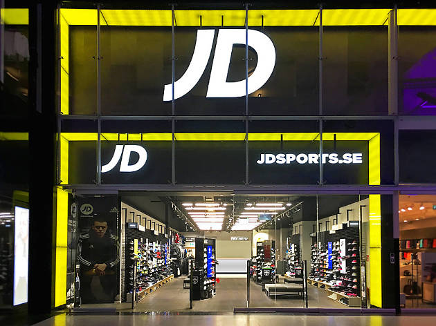 NED executive search for jJD sports