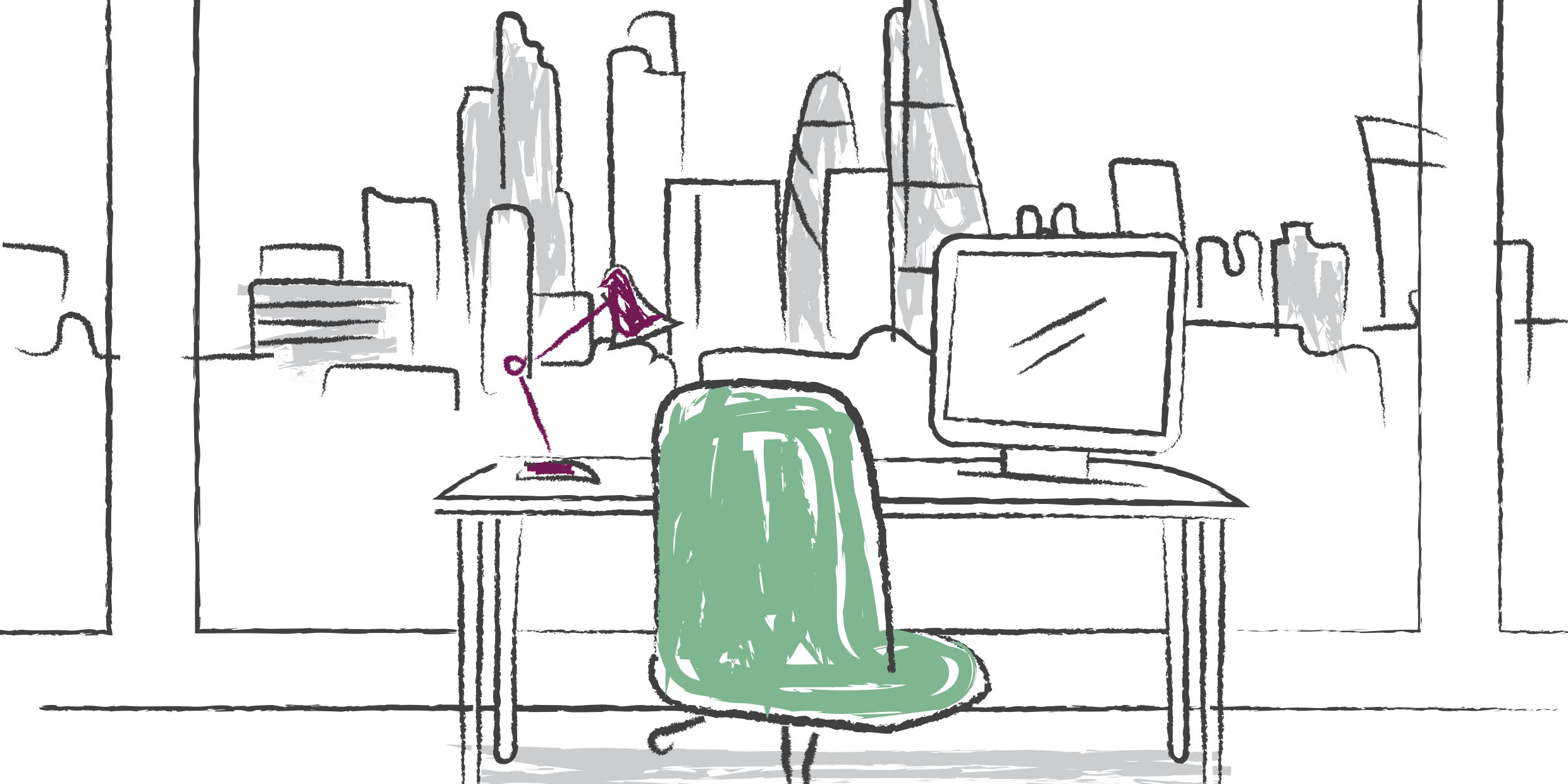 is this the end of offices?